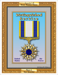 Air Force Distinguished Service Air Force Distinguished Service, Air Force, Air, Force, Distinguished Service, Distinguished, Service, USAF, US, AF