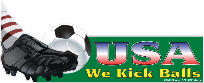 USA Kicks Balls ball, balls, soccer, football, kick, kicking, kicker