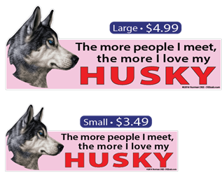 ... The More I Love My Siberian Husky SiberianHusky, SiberianHuskies, Siberian, Husky, Huskies, dog, dogs, love, my