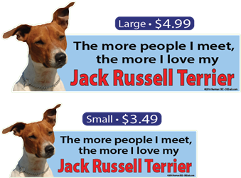 ... The More I Love My Jack Russell Terrier jack russell terrier, jack, russell, terrier, jackrussellterrier, jack russell, russell terrier, dog, dogs, love, my