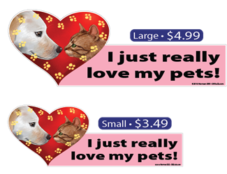 I Love My Pets pets, pet, dog, dogs, cat, cats, love, my