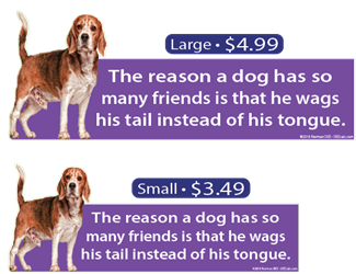 """He Wags His Tail"" reason, dog, friend, friends, wag, wags, tail, tails, tongue, dogs"